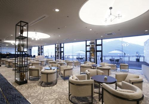 「安芸グランドホテル」ラウンジおよび宴会場をリニューアルオープン