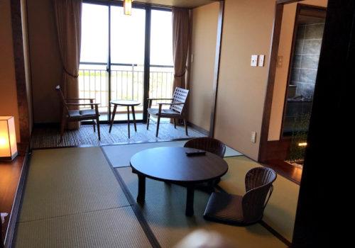 「指宿温泉こらんの湯・錦江楼」客室リニューアルのお知らせ