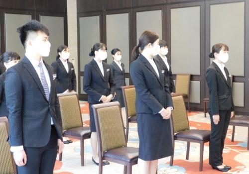 株式会社鈴木商会「2021年度 入社式」実施のご報告