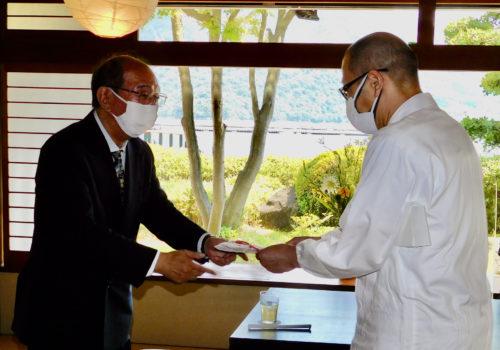 鈴木商会グループホテル「和食コンペティション」開催
